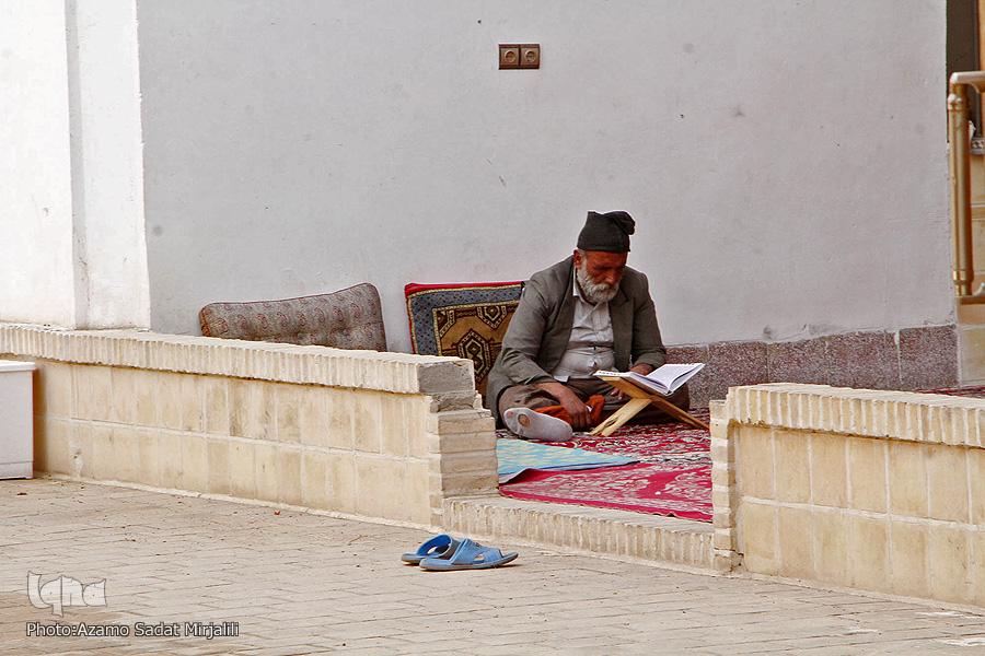 امامزاده سید غیاث الدین(ع) مهریز